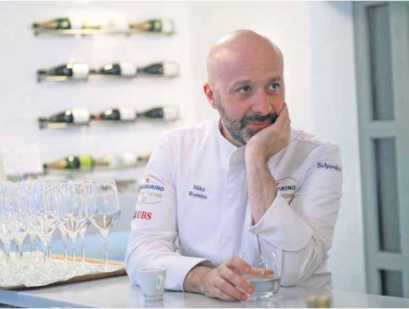 La ricetta del successo dello chef Niko Romito: formazione, ricerca e… pane