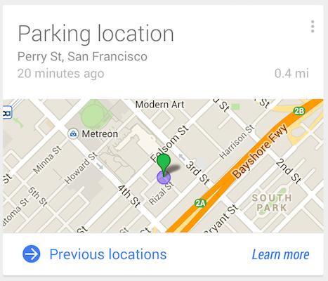 Rivoluzione Parking: Google idea una app sul modello Airbnb