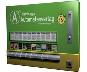 Sigarette addio, meglio i libri: la nuova vita dei distributori automatici